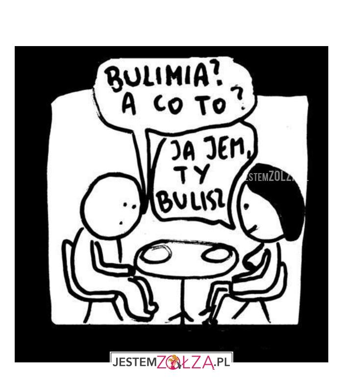Bulimia?